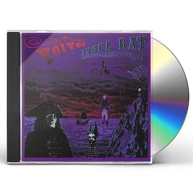 Voivod ANGEL RAT CD