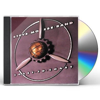 Steve Morse COAST TO COAST CD