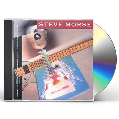 Steve Morse HIGH TENSION WIRES CD