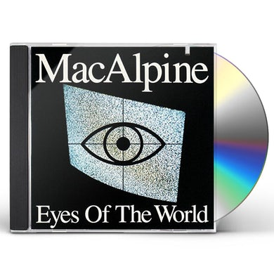 Tony MacAlpine EYES OF THE WORLD CD