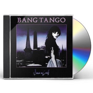 Bang Tango DANCIN ON COALS CD