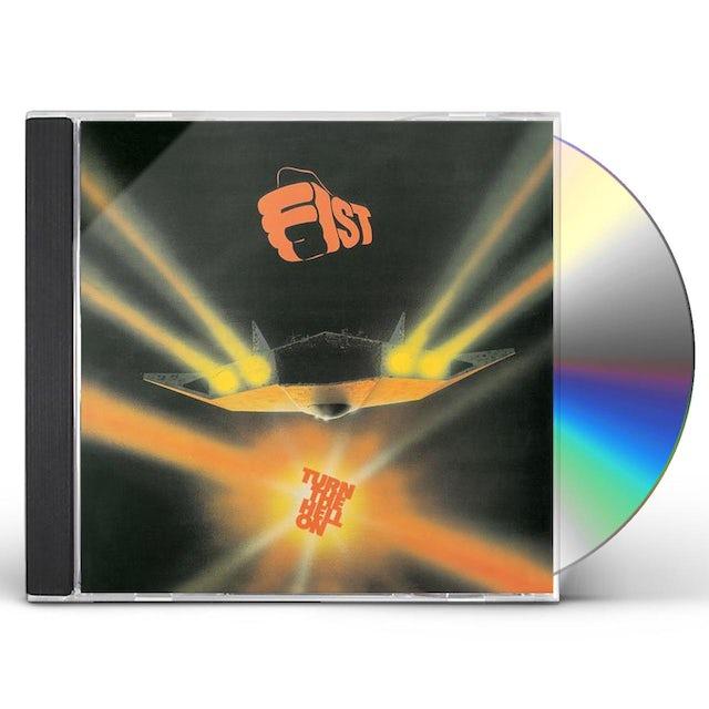 Fist TURN THE HELL ON CD