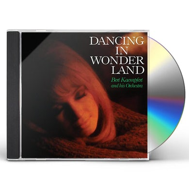 Bert Kaempfert DANCING IN THE WONDERLAND CD
