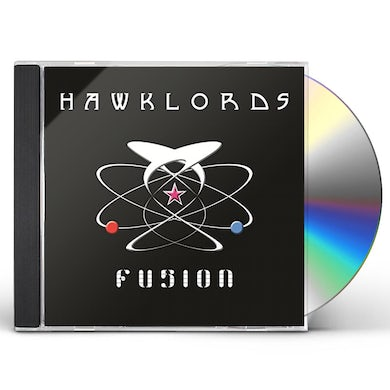 Hawklords FUSION CD