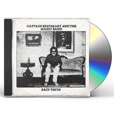 Captain Beefheart EASY TEETH CD