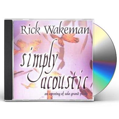 Rick Wakeman SIMPLY ACCOUSTIC CD