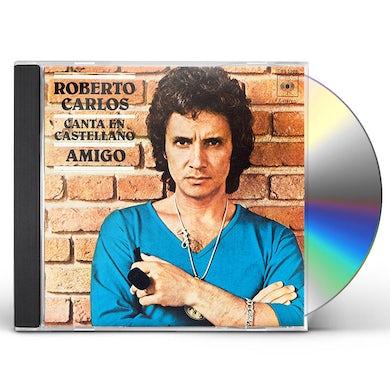 Roberto Carlos AMIGO CD
