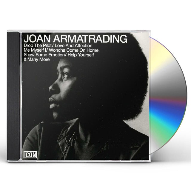 Joan Armatrading ICON CD