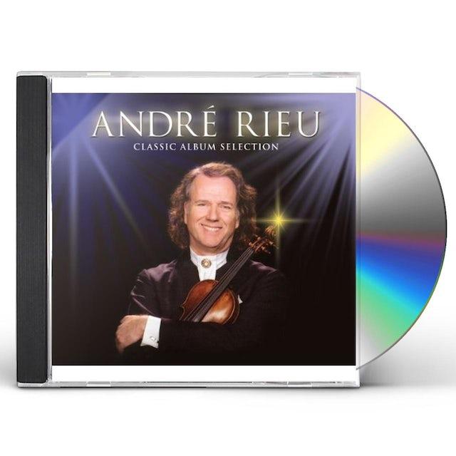 Andre Rieu CLASSIC ALBUM SELECTION CD