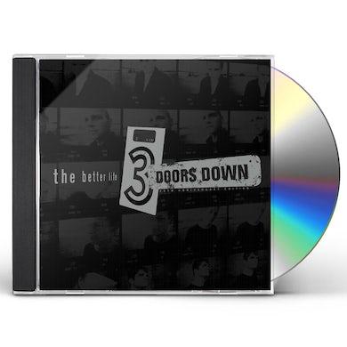 3 Doors Down The Better Life (20th Anniversary) (2 CD) CD