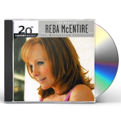 Reba Mcentire 20TH CENTURY MASTERS: MILLENNIUM COLLECTION CD