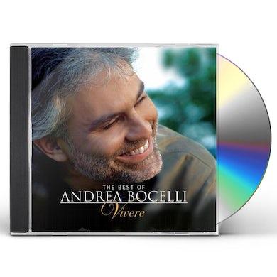 Andrea Bocelli BEST OF: VIVERE [EDICION INTERNATIONAL] CD