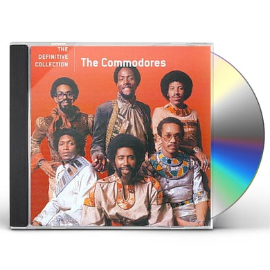 Commodores DEFINITIVE COLLECTION CD