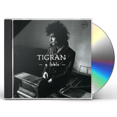 Tigran Hamasyan FABLE CD