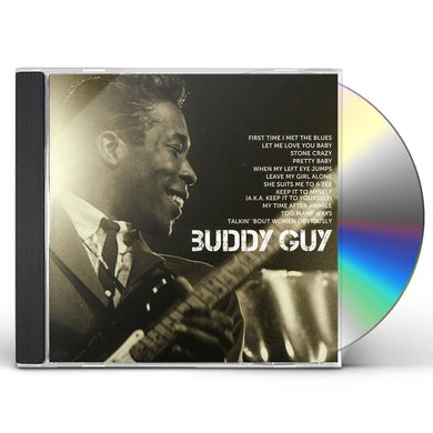Buddy Guy ICON CD