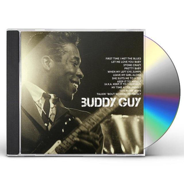 Buddy Guy ICON CD