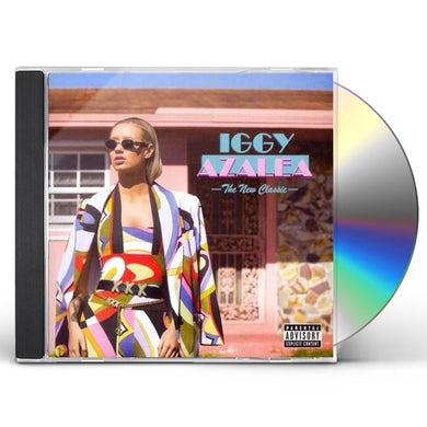 Iggy Azalea The New Classic (Explicit) CD