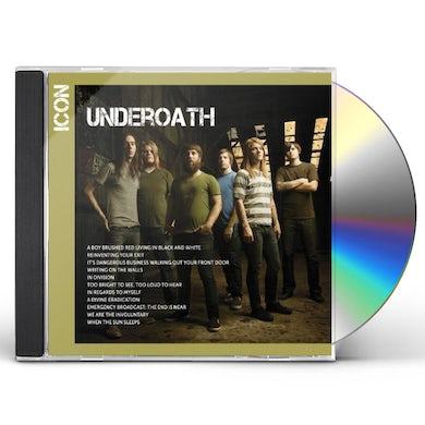 Underoath ICON CD