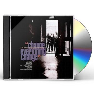 Del Amitri CHANGE EVERYTHING CD