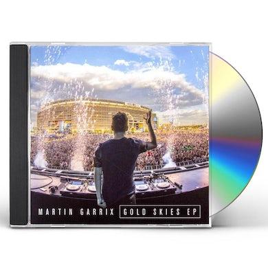 Martin Garrix Gold Skies CD