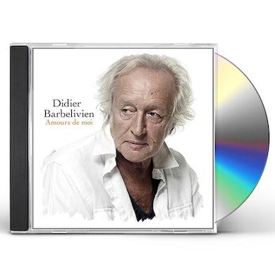 AMOURS DE MOI CD