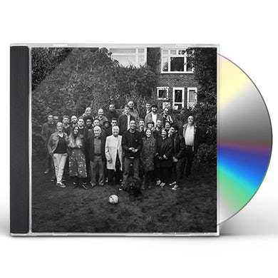 Loyle Carner YESTERDAY'S GONE CD