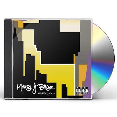 Mary J. Blige HERSTORY VOL 1 CD
