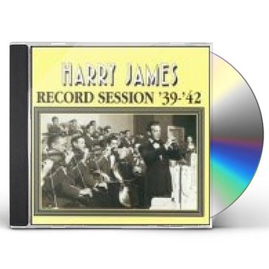 Harry James RECORD SESSIONS 1939-42 CD