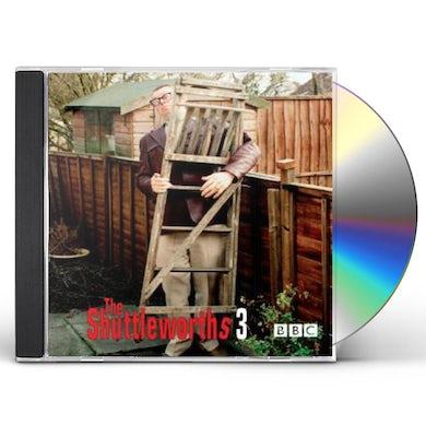 John Shuttleworth SHUTTLEWORTHS 3 CD
