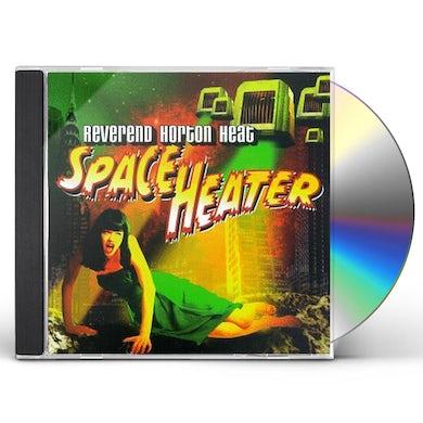 The Reverend Horton Heat SPACE HEATER CD