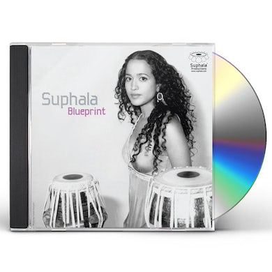 Suphala BLUEPRINT CD