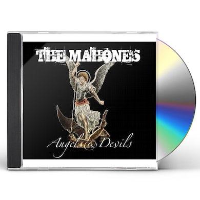 MAHONES ANGELS & DEVILS CD