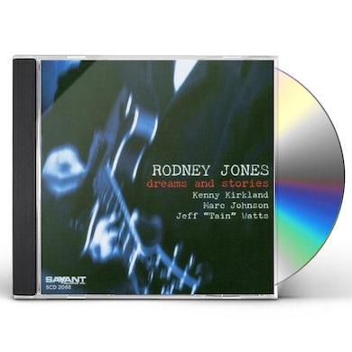 Rodney Jones DREAMS & STORIES CD
