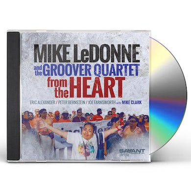 Mike Ledonne FROM THE HEART CD