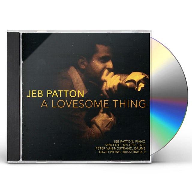 Jeb Patton LOVESOME THING CD