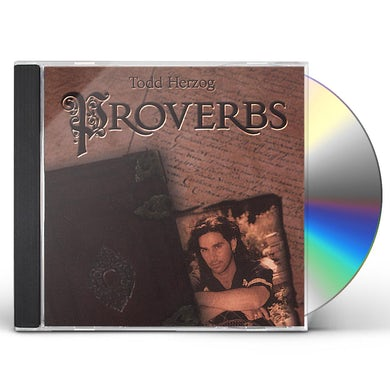 Todd Herzog PROVERBS CD