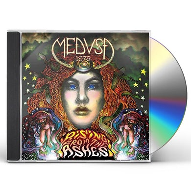 Medusa 1975 RISNG FROM THE ASHES CD