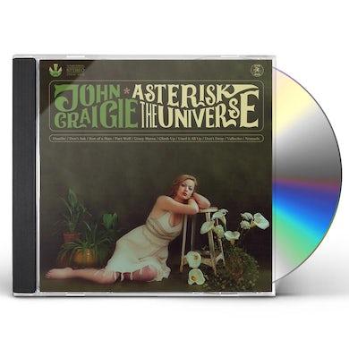 John Craigie ASTERISK THE UNIVERSE CD
