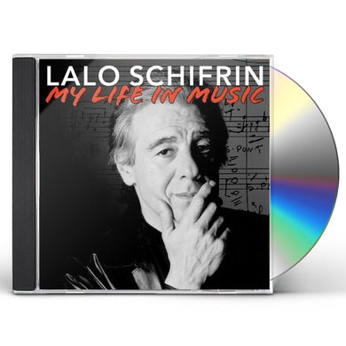 Lalo Schifrin MY LIFE IN MUSIC CD