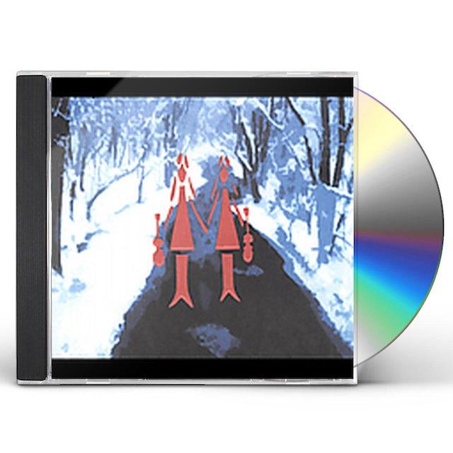 Mono WALKING CLOUD & DEEP RED SKY FLAG FLUTTERED & SUN CD
