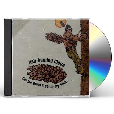 Half-Handed Cloud CUT ME DOWN & COUNT MY RINGS CD