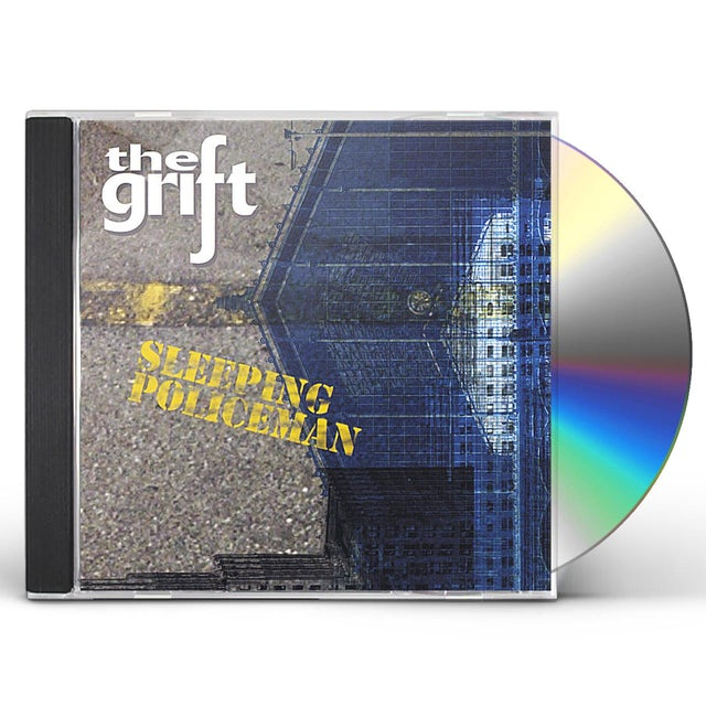 Grift SLEEPING POLICEMAN CD