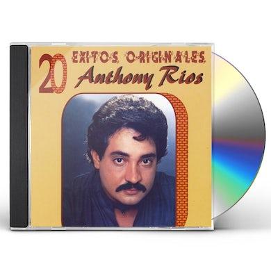Anthony Rios 20 EXITOS ORIGINALES CD