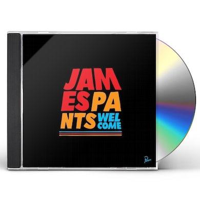 James Pants WELCOME CD