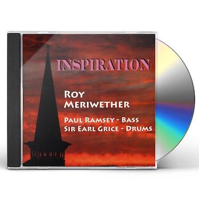 Roy Meriwether INSPIRATION CD