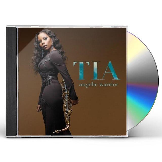 Tia Fuller ANGELIC WARRIOR CD