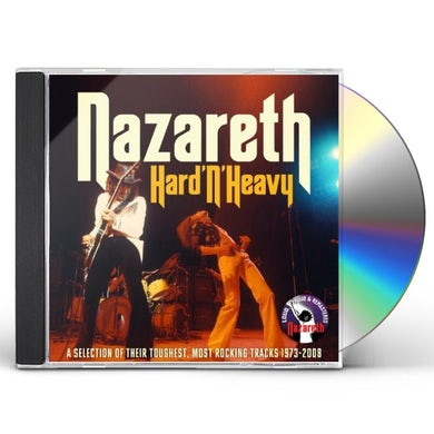 Nazareth HARD N HEAVY CD