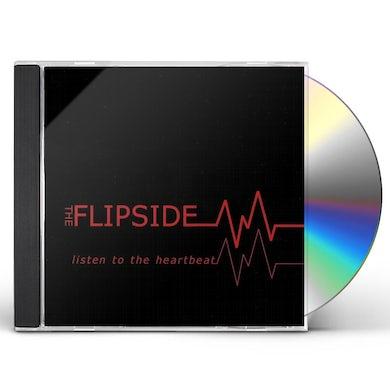 Flipside LISTEN TO THE HEARTBEAT CD