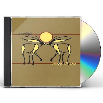 snowdrift STARRY ALL OVER CD