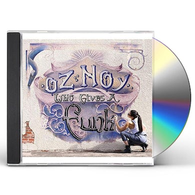 Oz Noy WHO GIVES A FUNK CD